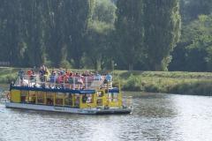 Plavba po řece Moravě