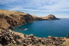 Nádherný polostrov Ponta de São Lorenço