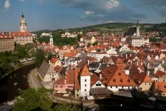 Panorama středu města