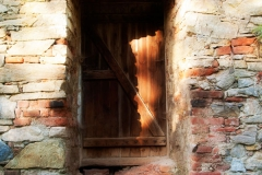 Staré vrata