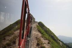 Je to jedna z nejprudších trať v Rakousku