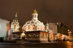 Kazaňský kostel