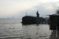 Návštěva staré ponorky