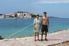 Já a máma v Primoštenu