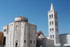 Městečko Zadar