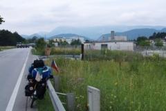 Před Alpami