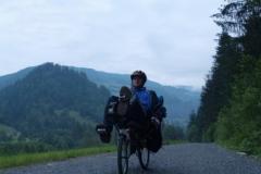 5.den - Ráno na cyklostezce