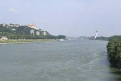 Konečně jsem v Bratislavě.