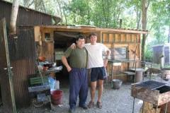 Horvi, já a jeho ranč.