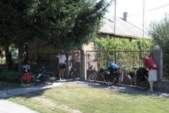 5.den - U příbuzných Hajny v Baloni.
