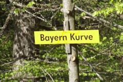 Bavorská zatáčka