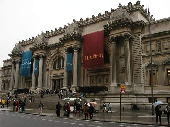 Metropolitní museum