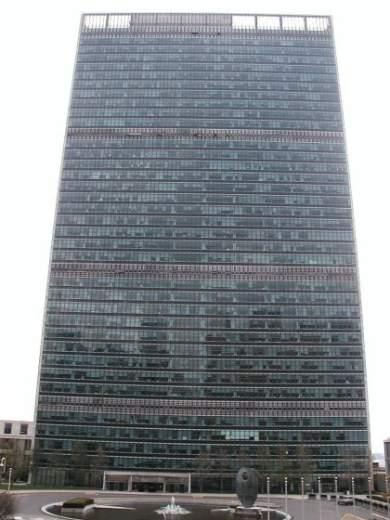 Budova OSN