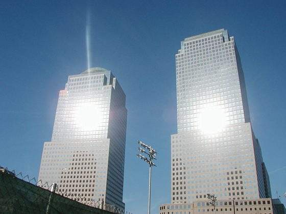 Merryll Lynch a American Express Buildings