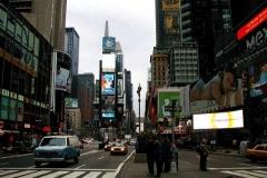 Times Square ve dne