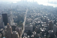 Pohled na Lower Manhattan