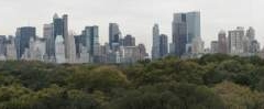 Panorama z Central Parku