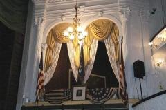 Ford's Theatre - divadlo, kde byl zastřelen prezident Lincoln