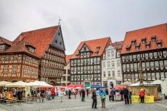 Hildesheim - náměstí