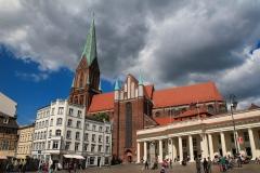 Katedrála ve Schwerinu