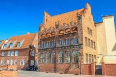 Wismar - součást UNESCO