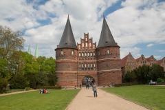 Brána do města Lübeck