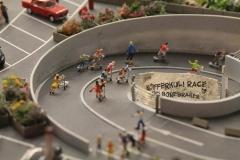 Závod na letišťních vozících