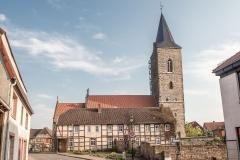 Kostel v Oebisfelde