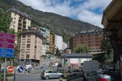 20.den- Andorra- Hlavní město Andorra la Vella