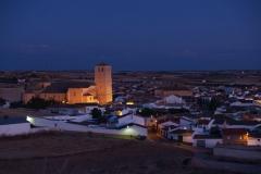 Střed městečka Belmonte