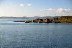 6.den- posledních 80km na Nordkapp