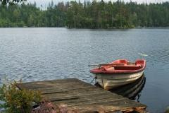 10.den- Relaxace u jezera