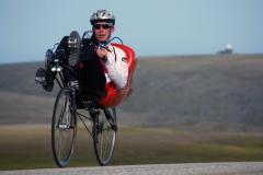 Martin- 1.cyklista na cestě do Gibraltaru