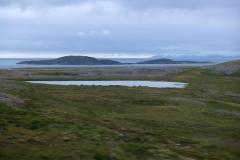 Norsko- Vidíme Severní ledový oceán