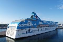 4.den- trajekt Tallink