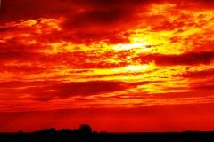 14.den- další romantický západ slunce