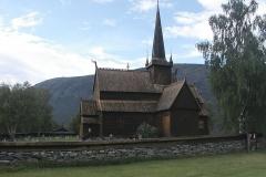 Dřevěný kostel Stavkirke