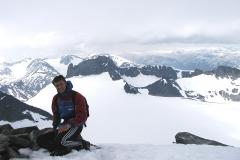 Galdhrpiggen (2470 m.n.m.)
