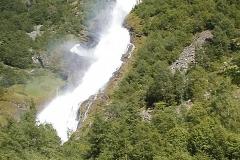 Vodopád Avdalfossen