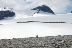 Výstup na nejvyšší horu Skandinávie