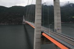 Most přes fjord