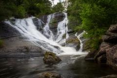 Menší vodopád