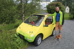 Elektroauto Buddy