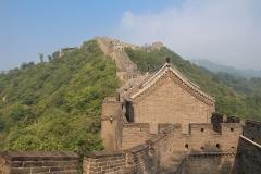 Jeden z divů světa - Velká čínská zeď