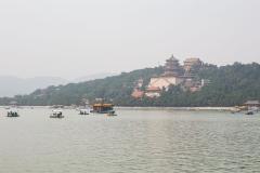 Jezero u letního paláce