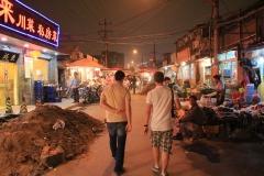 Procházka klasickými pekingskými uličkami
