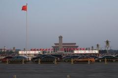 Náměstí nebeského klidu (Tiananmen Square)