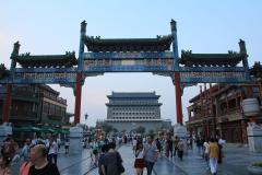 Zhengyang Bridge - Vstup do starého města na ulici Qianmen