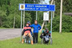 Estonsko - naše poslední země