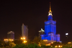 Večerní Varšava